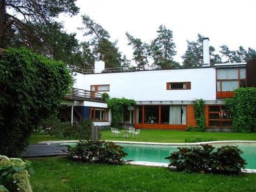 Modern House in Finland - Villa Mairea 1937- 1939