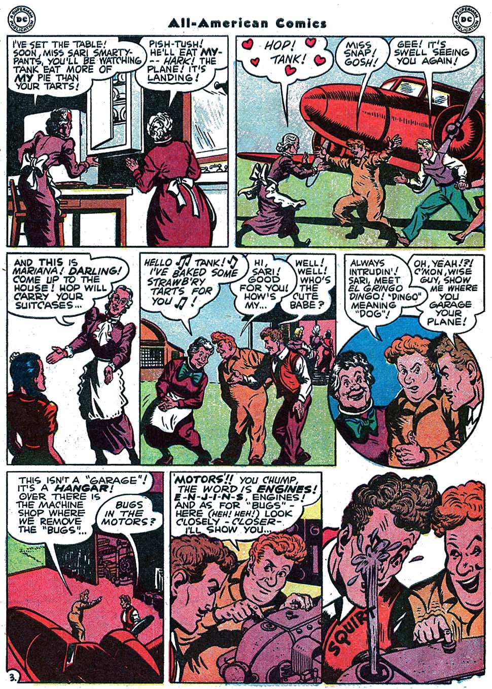 Read online All-American Comics (1939) comic -  Issue #87 - 44