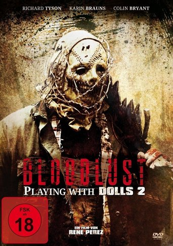 Poster Of Playing with Dolls Bloodlust 2016 720p English BRRip Full Movie