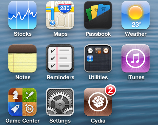 Fixing Weather APP iOS 6.1