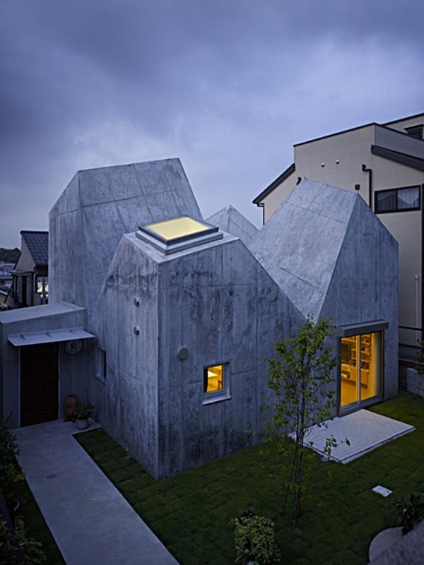 House in Kohoku Yokohama, Japan