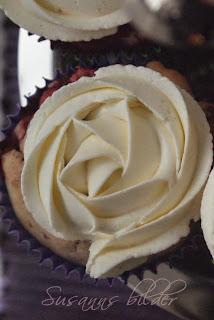 Verdens beste cupcakes med bær