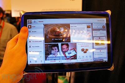 Qooq tablet CES 2012
