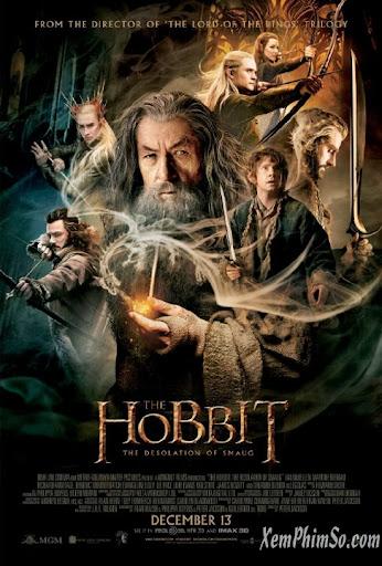 Xem Phim Người Hobbit 2: Đại Chiến Với Rồng Lửa