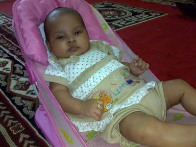 Berat badan anak usia 2 bulan