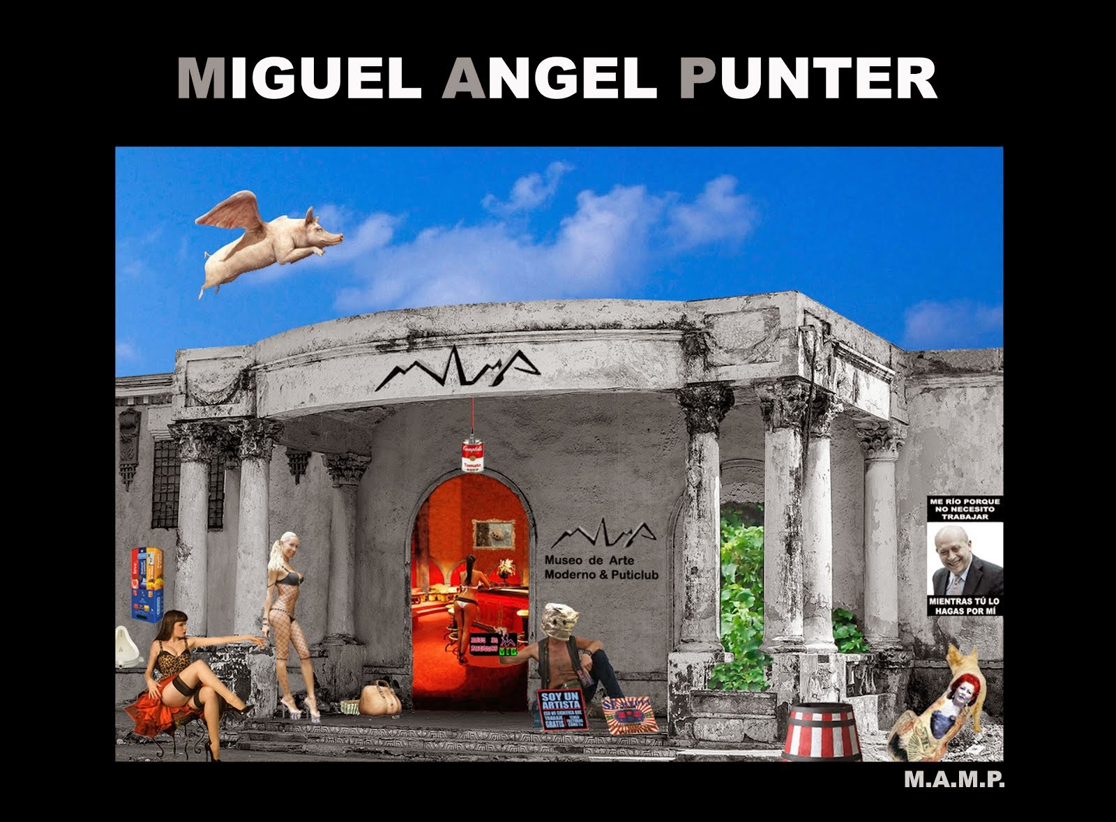 MIGUEL ANGEL PUNTER
