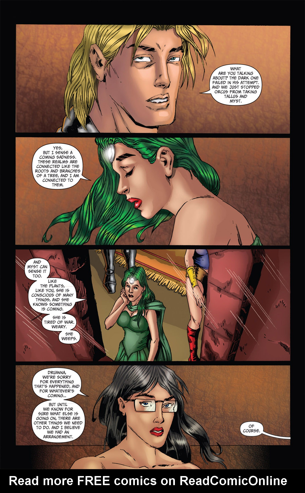 Grimm Fairy Tales (2005) Issue #62 #65 - English 10
