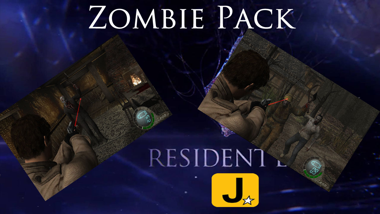 Resident Evil 6 Zombies Pack Zombie+Pack