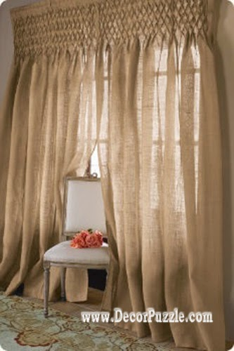 Delicieux Diy Curtains 2017, Window Curtain Designs And Styles