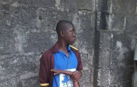 16yr old kills 4yr old  in Lagos, removes his kidney,intestines & penis (Graphic photo)