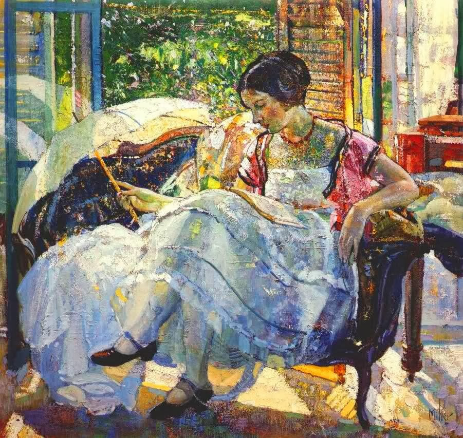Richard Edward Miller - Lady Reading