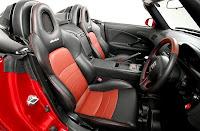 Honda S2000 (Modulo Climax Concept) Interior