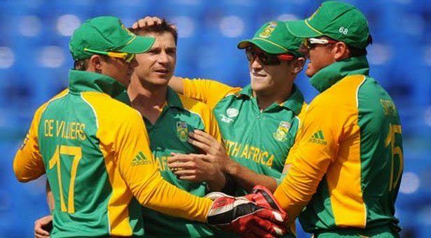 South Africa name World Cup 2015 squad