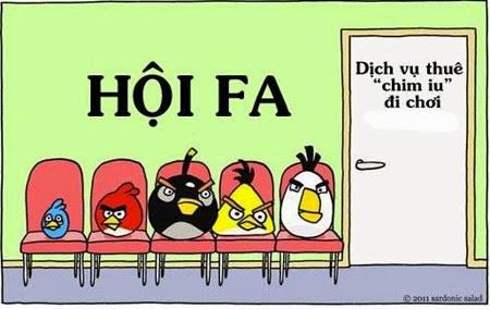 Ảnh chế FA hài hước cho năm mới