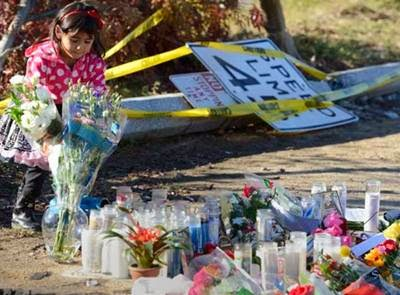 Foto Pemakaman Paul Walker 2