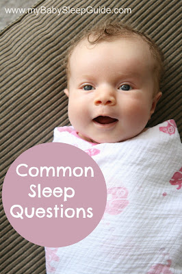 Answers to your most common baby sleep questions.