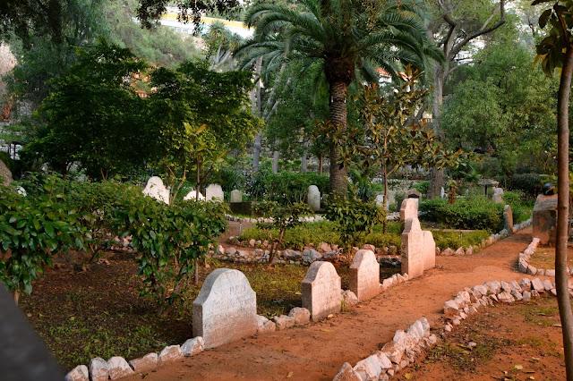 Gibraltar Trafalgar Cementery