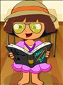 Dora in the School Class Room