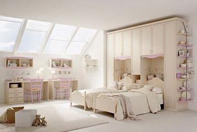 Dormitorios cl sicos para ni os decora festa infantil - Dormitorios infantiles clasicos ...