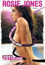 Rosie Jones Calendario 2011