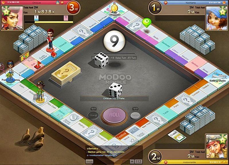 Game modoo marble indonesia