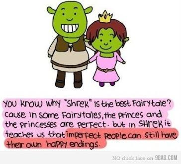 Porque preferimos Shreks
