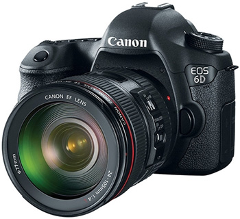 Canon EOS 6D To Hit UK This Weekend