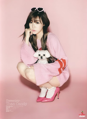 SNSD Tiffany Oh Boy February2015