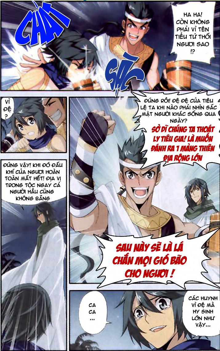 Đấu Phá Thương Khung chap 61 page 7 - IZTruyenTranh.com
