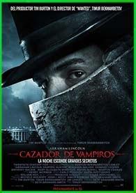 Abraham Lincoln: Cazador De Vampiros   3gp/Mp4/DVDRip Latino HD Mega