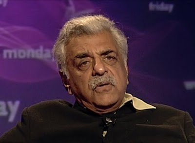 Tariq Ali: 'I live more in the US now than in Britain'