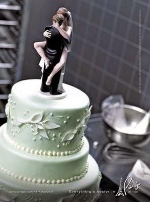pasteles originales de boda