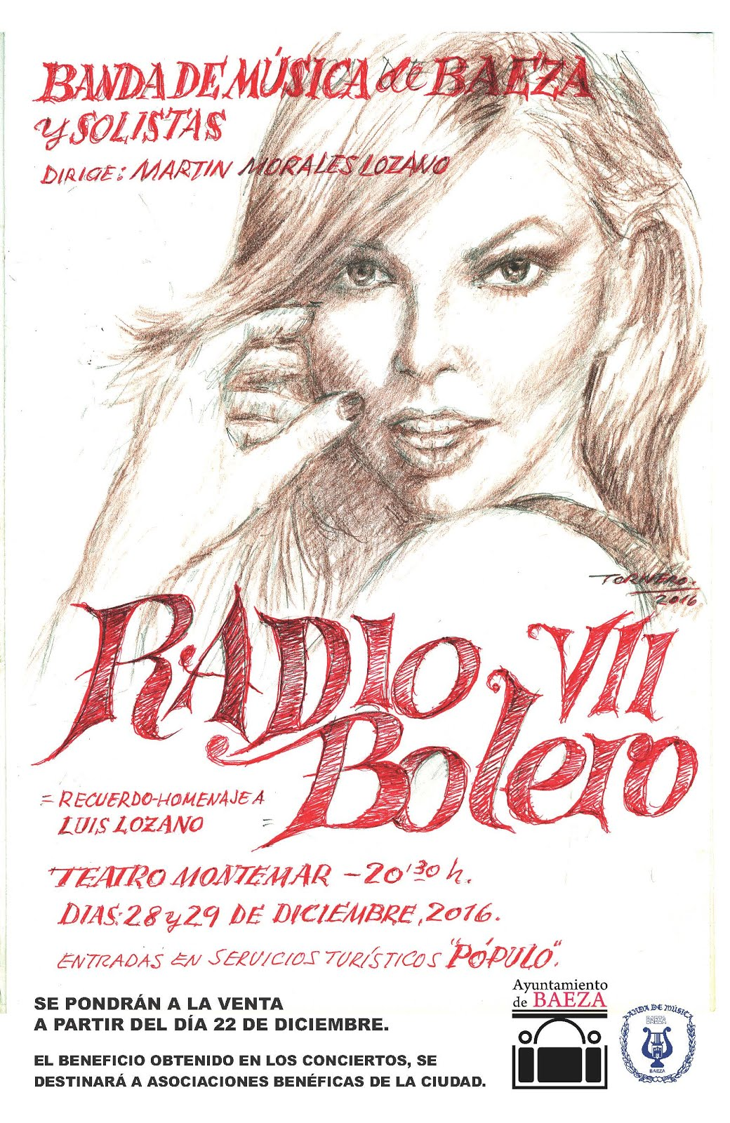RADIO BOLERO VII - 2016