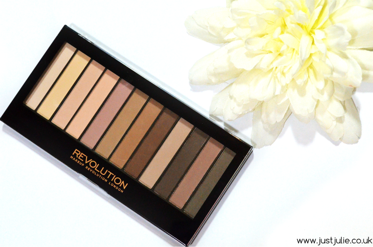Makeup Revolution Essential Matte 2 Eyeshadow Palette