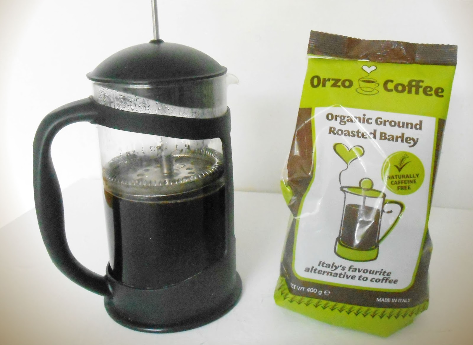 Orzo Coffee Review