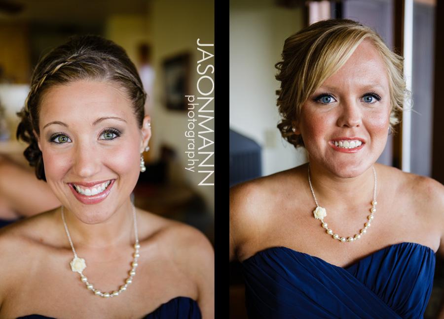 Jason Mann Photography - Door County Wedding Bridesmaids