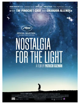 UPCOMING EVENT OCTOBER 28TH - NOVEMBER 3RD:  NOSTALGIA FOR THE LIGHT