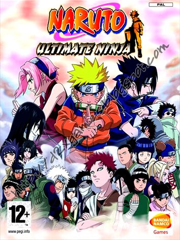 Free Download Games - Naruto Ultimate Ninja MUGEN