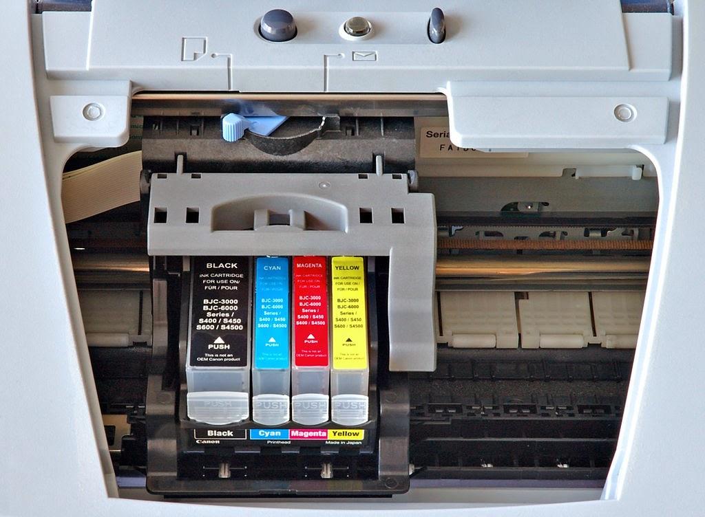 restablcer el wasted ink pad counter