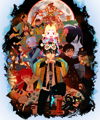Blue Exorcist Film Slated this December