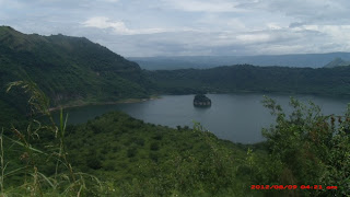 Lake Taal, Batangas, Philippines. credit: inamothersmind