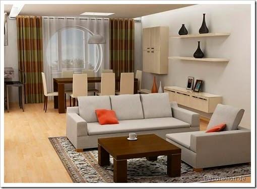 Decoracion de salas - Diseño de interiores