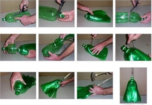 Como Hacer Una Casa Con Botella De Plastico