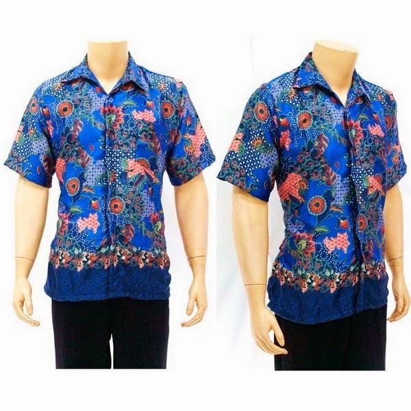 Baju Hem Batik Pria BP3910