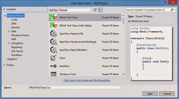 Jason Hales - C# Tips: Adding Template Classes to Visual Studio ...