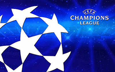 very popular uefa champions league logo