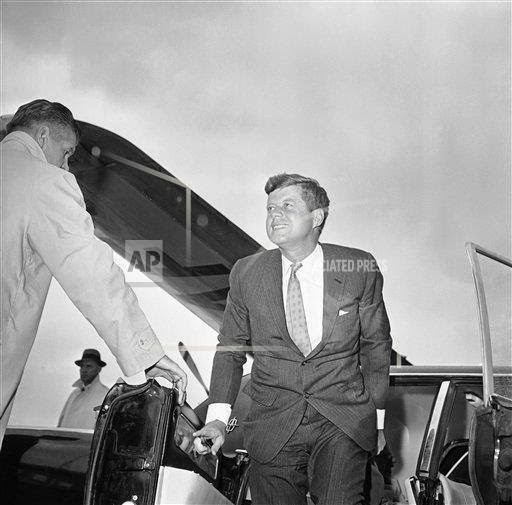 JFK bubbletop New York 5/30/61