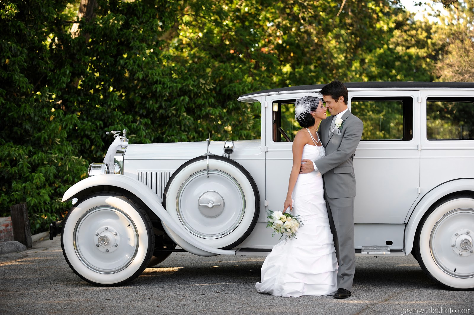 Great Gatsby Inspired Wedding Heavenly Blooms