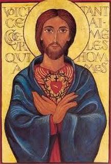 Icono Sagrado Corazón de Jesús
