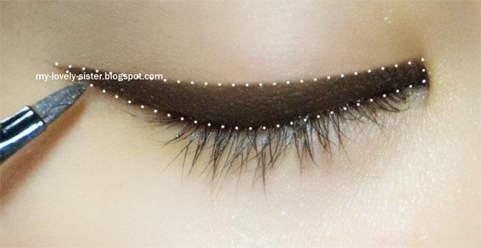 Thursday's Tips 13 : Eyeliner warna-warni